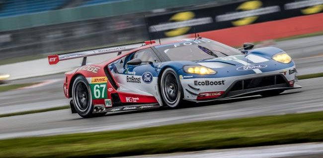 Derani and Johnson line up with Ford for Silverstone