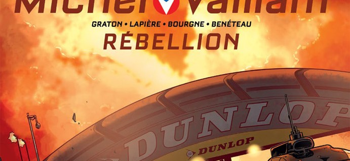 Michel Vaillant makes grand comeback at Le Mans 24 Hours with Motul and Rebellion Racing