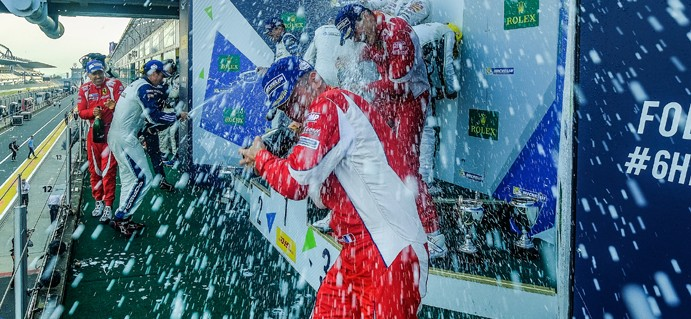 WEC turning points: AF Corse show steel to continue podium streak in 6H Nürburgring