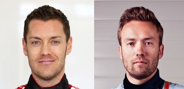Canal and Heinemeier Hansson join Rebellion Racing
