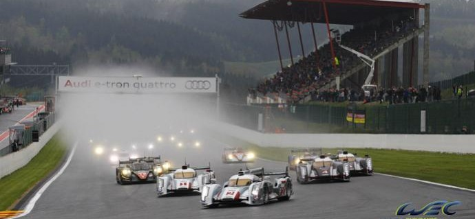 Spa Grid Boosted to 35 Cars