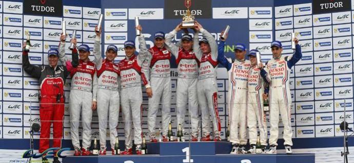 Audi win WEC season-opening thriller at Silverstone