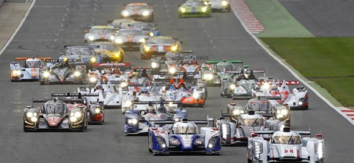 2013 FIA WEC Entry and Le Mans Grid to be Unveiled Live Online
