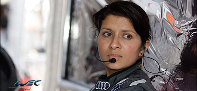 Leena Gade - The first lady of endurance racing