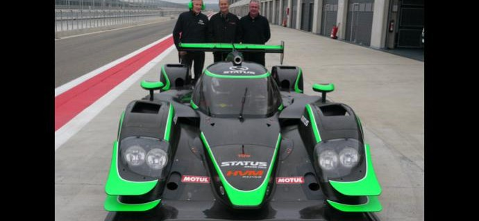 STATUS GP AND HVM RACING JOIN FORCES FOR FIA WEC