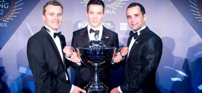 World Endurance Champions honoured at FIA Gala
