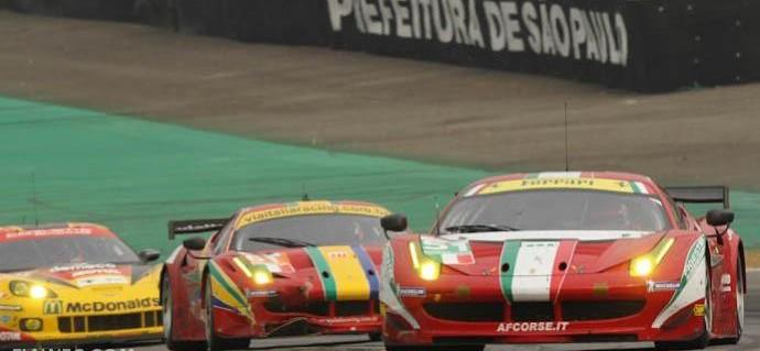 AF Corse:  Ferrari, il cavallino super-rampante