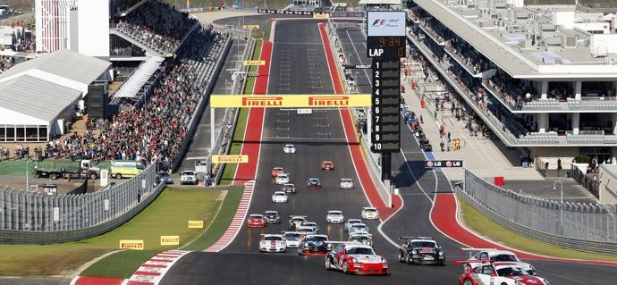 F1's USGP ignites enthusiasm for 6 Hours of Austin