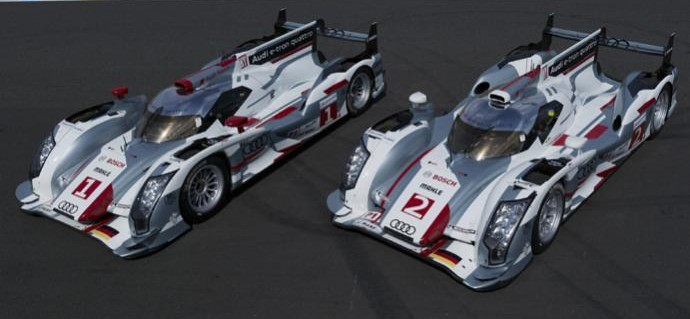Audi to field two R18 e-tron quattros in Bahrain