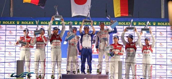 Race report LMP: First historic FIA WEC victory for Toyota