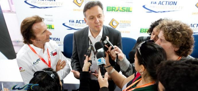 Brazilian Government and FIA against traffic violence