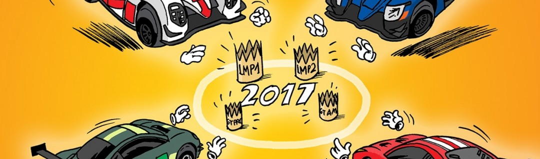 Who will be Crowned at the end of 2017?