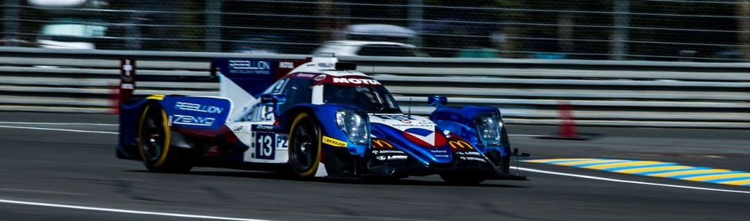 24H Le Mans: No.13 Vaillante Rebellion disqualified (updated)