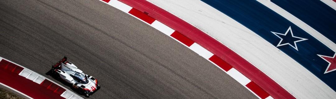 Porsche take third straight 1-2 at COTA; Signatech Alpine win LMP2 despite late scare