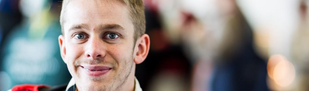 Premiers émois de sport automobile : Alex Brundle