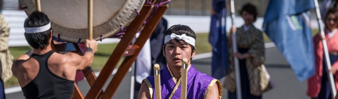 Les samouraïs du WEC