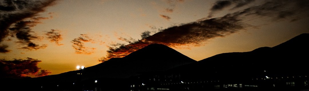 Under the watchful eye of Mount Fuji