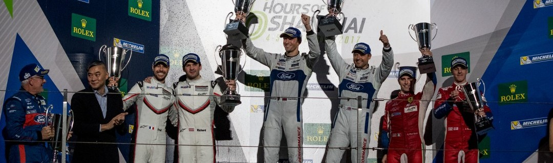 Ford take win after epic duel; Ferrari seals GT Manufacturers' title