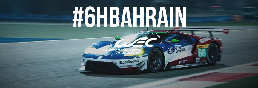 Bapco 6 Hours of Bahrain:  One week to go!