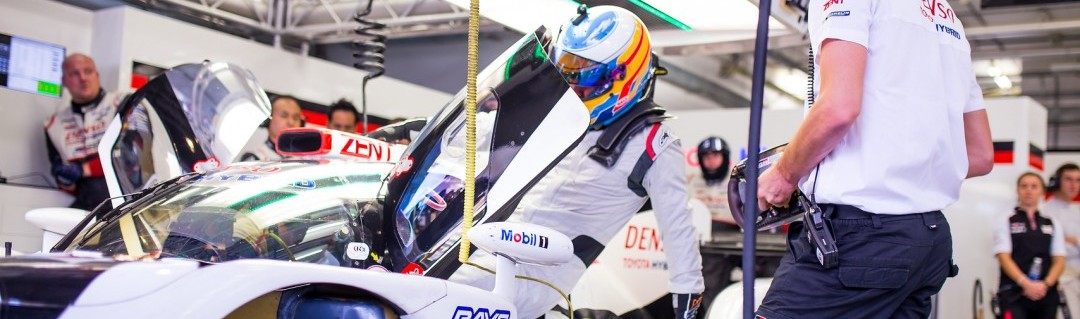 Fernando Alonso completes successful WEC test in Bahrain