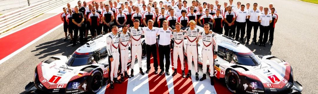 Porsche LMP1's final season in the WEC (video)