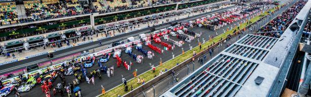 Vivez les 24 Heures du Mans pour la première fois