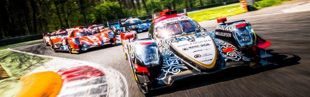 Super Saison 2018-2019 LMP2 : trois constructeurs face à face