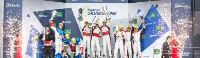What the LMP2 Winners said after the race