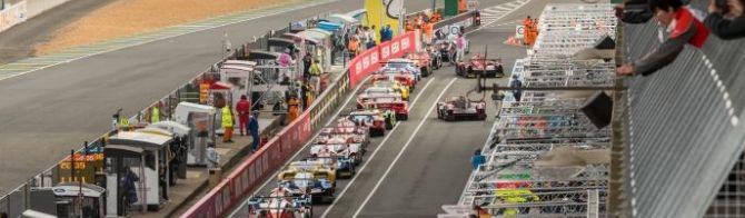 Drapeau vert dans 30 jours pour Les 24 Heures du Mans !