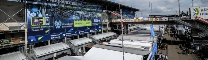 24 Hours of Le Mans:  It's getting closer…!