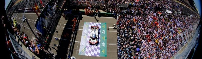 Dates for the 2018 24 Hours of Le Mans announced: 16/17 June
