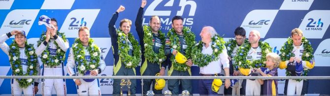 How the Championships look after 24 Hours of Le Mans