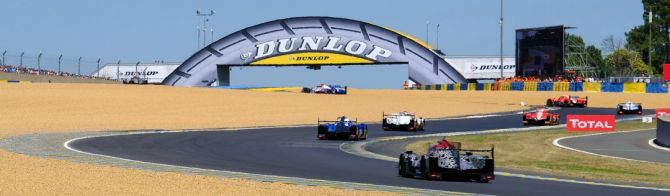 Dunlop's Le Mans 24 Hours in numbers…