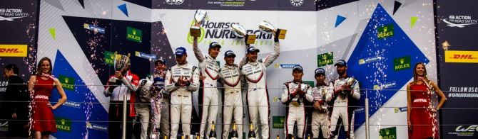 What the LMP1 drivers said after the 6 Hours of Nürburgring