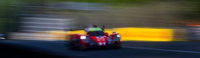 Nouvel équipage pour CEFC Manor TRS Racing à Mexico