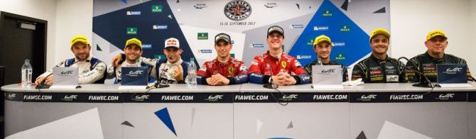What the LMGTE Drivers said on Sunday at COTA