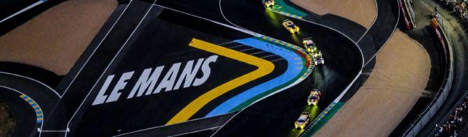 L'affiche des 24 Heures du Mans 2018, on like !