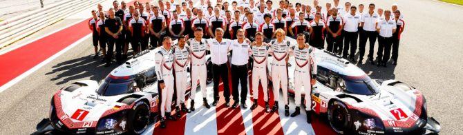 WEC 2017 : Porsche, le film de sa dernière saison LMP1 (en anglais)