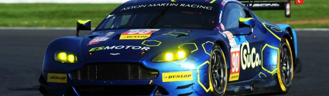 TF Sport looks to step up to WEC