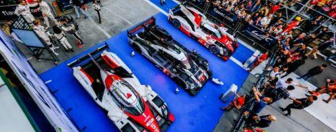 Les grands tournants du WEC 2016  Shanghai : des crevaisons à répétition brisent les espoirs de titre de Toyota