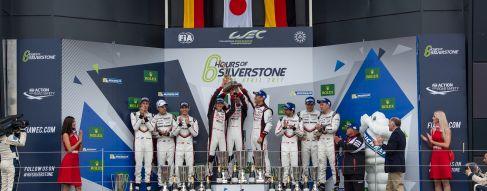 Silverstone : Toyota, une victoire à suspense