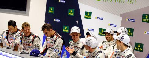 Silverstone : des réactions du podium LMP1