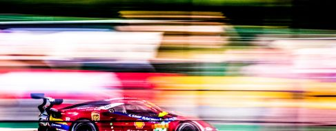 Spa-Francorchamps : Bird et Rigon emmènent un fantastique doublé Ferrari