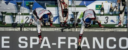 What the LMP1 Drivers said after the race
