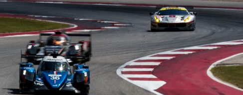 No.1 Porsche extends advantage after 4 hours; Porsche takes fight to Ferrari in LMGTE Pro