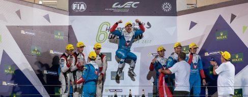 Senna and Canal take LMP2 crown in dramatic finale