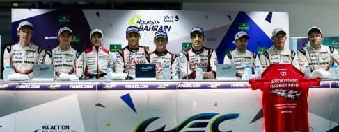What the LMP1 drivers said after the Bapco 6 Hours of Bahrain