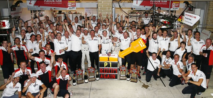 Seidl pays tribute to 'sensational Porsche team'
