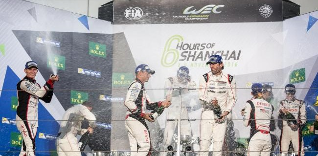 What the drivers said after the 6 Hours of Shanghai