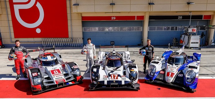 FIA WEC Rookies enjoy time in the limelight